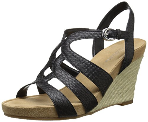 Aerosol Womens Sandalo Con Zeppa E Sandalo Con Zeppa