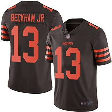 Jersey 13 Odell Limited Beckham Stitch Cleveland Clothing Jr Amazon Rush Men's com Browns xl