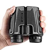 APEMAN 12x25 Binoculars for Adults,Folding High Powered Binoculars with Weak Light Night Vision Clear Bird Watching Great for Outdoor Sports Games and Concerts