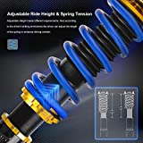 MOSTPLUS Adjustable Height Coilovers Struts