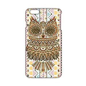 Cool-benz Cartoon owl 3D Phone Case for iPhone 4/4s