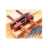 Mujingfang Rosewood Adjustable Plough Plane