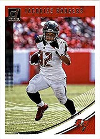 Jacquizz Rodgers 2018 Donruss Football 48 Card Lot Tampa Bay Buccaneers  274 9d7246e19