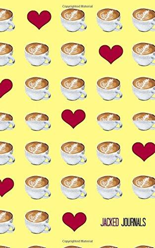 Download Jacked Journals: Bullet Grid Journal - Original, Coffee Lover - 185 Dot Grid Pages, 5 x 8 , Professionally Designed pdf epub