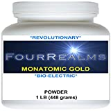 Monatomic Gold - White Powder Gold - 448 grams (1lb) - ORMUS - ORME