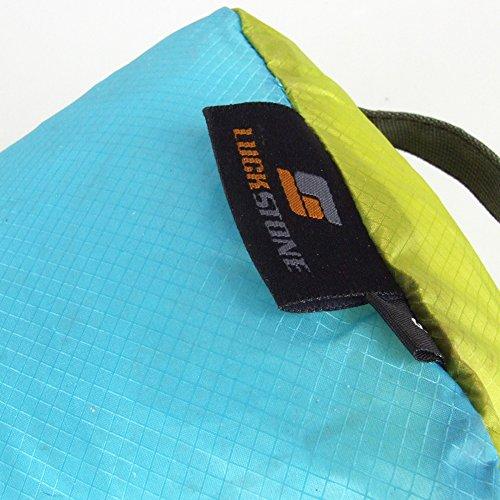 HSL ultra light wasserdichte Tasche kleider - Tasche fur reisen, kajak, kanu, blauer himmel, xl