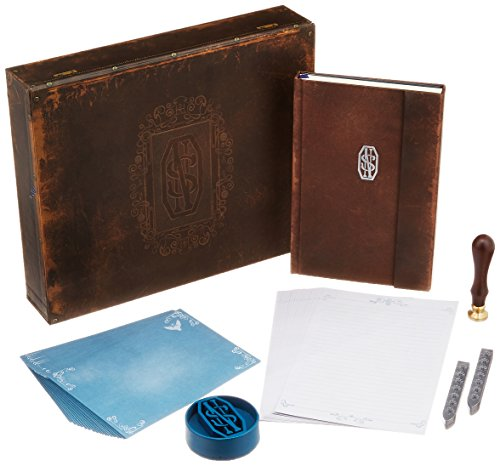 Fantastic Beasts and Where to Find Them: Newt Scamander Deluxe Stationery Set (Insights Deluxe Stationery Sets)