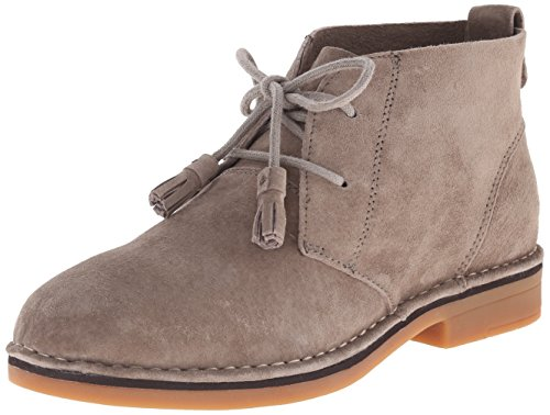 Hush Puppies Women's Cyra Catelyn Boot, Taupe, 9.5 W US