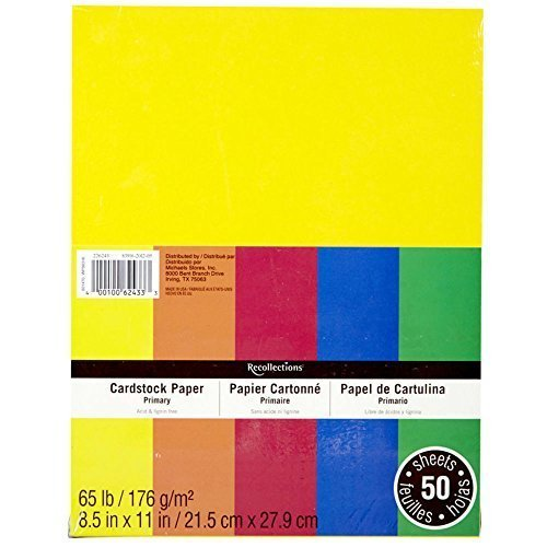 8 X 8 Cardstock - Recollections Cardstock Paper, 8 1/2