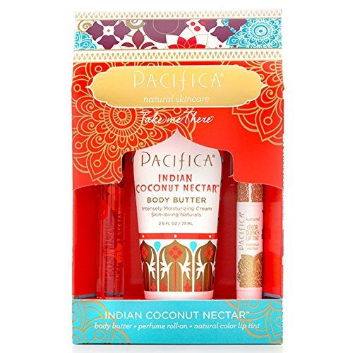 PACIFICA Kit Coconut Nectar Take Me There, 1 EA