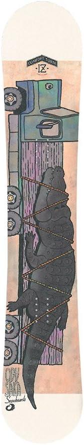 18-19 OGASAKA CT-IZ オガサカ スノーボード シーティー アイゼット メンズサイズ Comfort Turn IZ フリースタイル Free Style 板