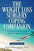 In The Weight Loss Surgery Coping Companion, Dr. Tanie Kabala addresses the emotional side of weight loss surgery. In this self-help book, she assists weight loss surgery patients- many of whom have a long history of using overeating as a coping mec...
