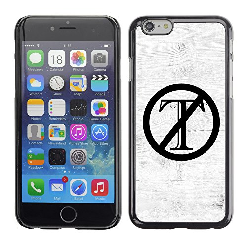 Print Motif Coque de protection Case Cover // Q04120541 Trump est en bois gris // Apple iPhone 6 6S 6G 4.7""