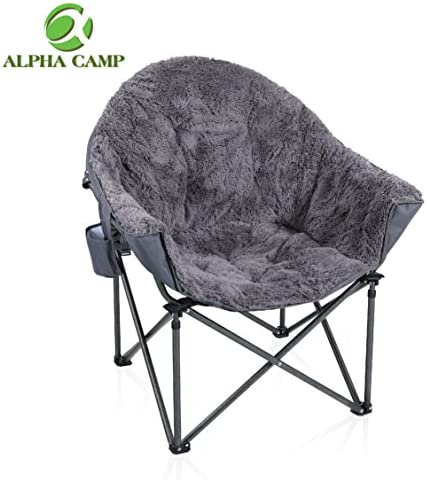 ALPHA CAMP Deluxe Plush Saucer product image