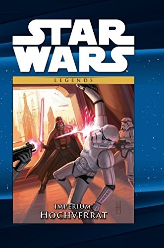 Star Wars Comic-Kollektion: Bd. 22: Hochverrat