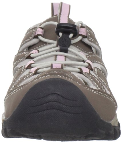 Sport Northside Womens Burke Womens Sandal Athletic Northside Brown Pink II XwqFagq