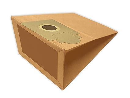 20 Staubsaugerbeutel Papier für Brinkmann Topline 1300 1400