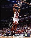 """Chicago Bulls Scottie Pippen Autographed 8"""" x 10"""" Photo - Fanatics Authentic Certified - Autographed NBA Photos"""