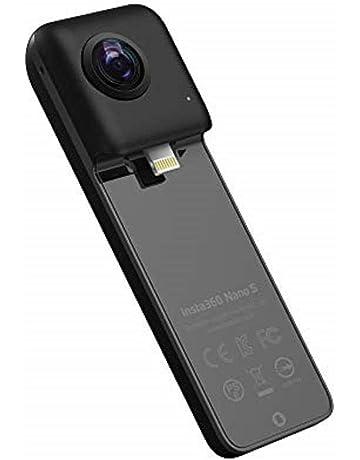 Insta360 Nano S modelo negro