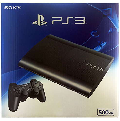 Sony PlayStation 3 500GB Console – SPANISH PACKAGING + SPANISH MANUAL