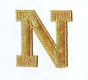 Image is loading LETTERS-GOLD-METALLIC-1-3-4-034-LETTER-