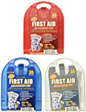 Rapid Care First Aid 80005 35 Piece All-In-One First Aid Kit, Assortment Set of 3 (Total 105 Pieces)