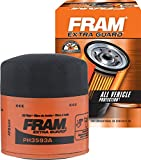 FRAM Extra Guard PH3593A, 10K Mile Change Interval Spin-On Oil Filter