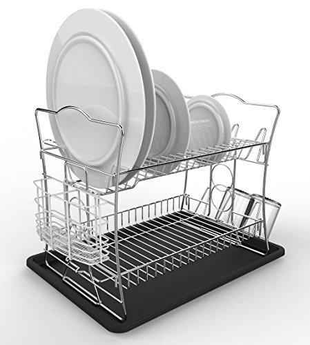 3 tier dish drainer - 7