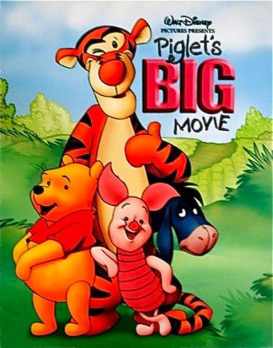9b18e51a8d89 Amazon.com   Disney Art Piglet s Big Movie Exclusive Lithograph Set Winnie  The Pooh   Everything Else