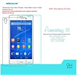 Nillkin Amazing 9H Anti Explosion Tempered Glass Scratch Guard Screen Protector for Sony Xperia Z3 Xperia Z 3