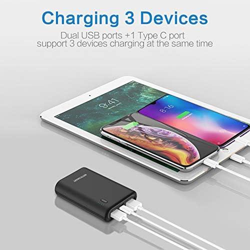Amazon.com: Cargador de batería para teléfono portátil de ...
