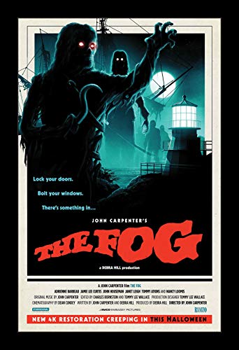 Wallspace 11x17 Framed Movie Poster - The Fog ()