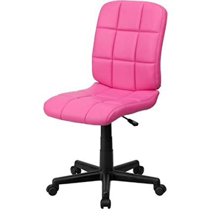 Enjoyable Amazon Com Colored Desk Chair Armless Mid Back Swiveling Beatyapartments Chair Design Images Beatyapartmentscom
