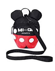 Baby Child Kids Walking Safety Harness Backpack Security Strap with Reins UK