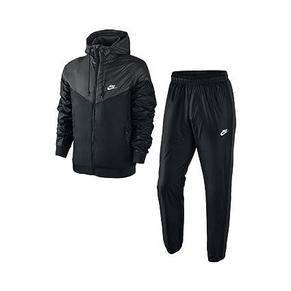 elegant shoes newest cheaper Nike Windrunner Survêtement pour Homme M Noir - Noir ...