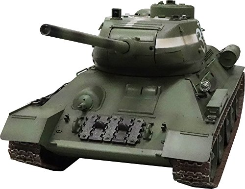 Doyusha 2.4GHz 1/16 RC Battle Tanks T34 / 85 (with Infrared Battle ()