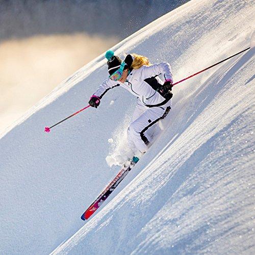 Chiemsee–Chaqueta de esquí odyssa Blanco - blanco