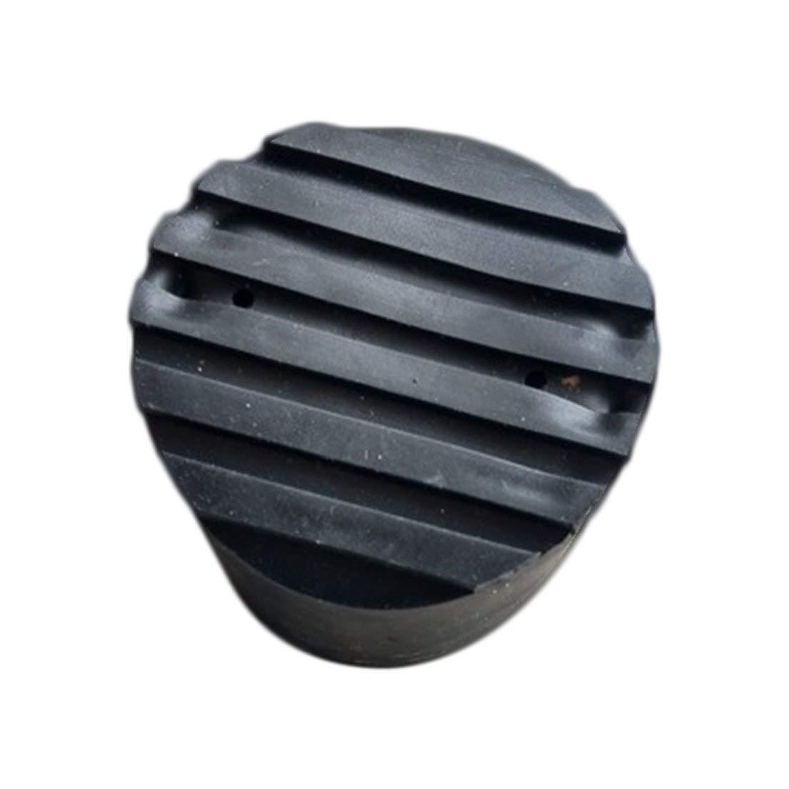 DF-FR /Échelle t/élescopique Couvre-pied rond /Échelle multifonction pliante Couvre-pied en forme d/éventail mat antid/érapant En137 /Échelle universelle couleur: noir de 80 mm de diam/ètre