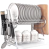 Best Dish Racks - MICOE stainless steel Dish Drainer Drying Rack Review