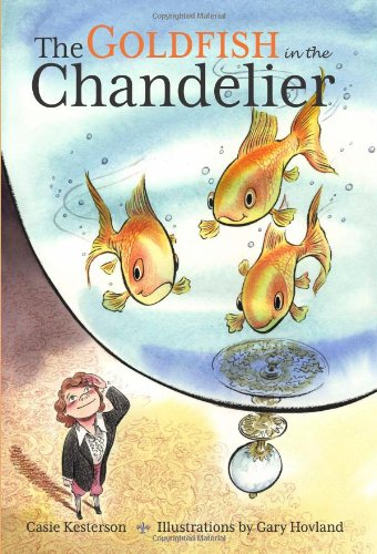 The Goldfish in the - 19th Century Chandelier