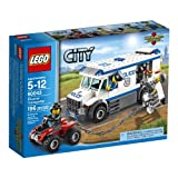 LEGO City Police 60043 Prisoner Transporter (Discontinued by manufacturer)