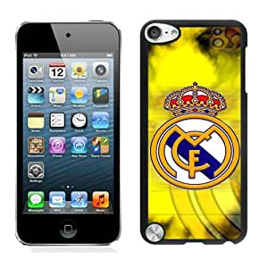 Real Madrid 3 Black Fantastic Design iPod Touch 5 Cover Case