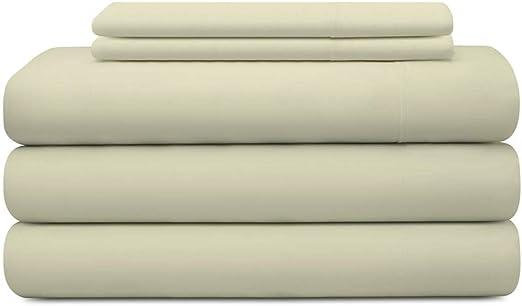 Amazon.com: Split King Sheet Sets for Adjustable Beds Deep Pocket