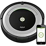 iRobot Roomba 690 Robot Vacuum with Wi-Fi Connectivity, Works with Alexa, Good for Pet Hair, Carpets, Hard Floors