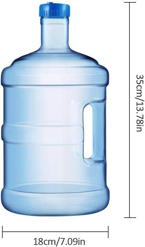 Camping Selbstfahrend 7,5 L // 5 L Wasserkanister Picknick Angeln Tragbarer PC Kanister Trinkwasser Wasserbeh/älter Wassertank Gro/ße Kapazit/ät Mit Griff F/ür Wasserspender