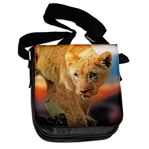 Lion cub Bag Bag Animal Animal Shoulder 196 Shoulder 196 Lion Animal Lion cub cub Shoulder ArARS1qw