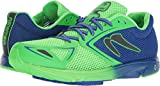 Newton Running Men's Distance 7 Blue/Lime 12.5 D US Review