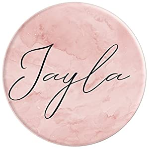 Jayla Name Custom Name Personalized Name - PopSockets Grip and Stand for Phones and Tablets