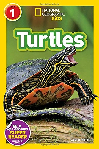 National Geographic Readers: Turtles