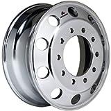 Accuride 19.5' x 7.5' Aluminum 10 Lug on 285mm Semi-Polished Wheel (29685SP)
